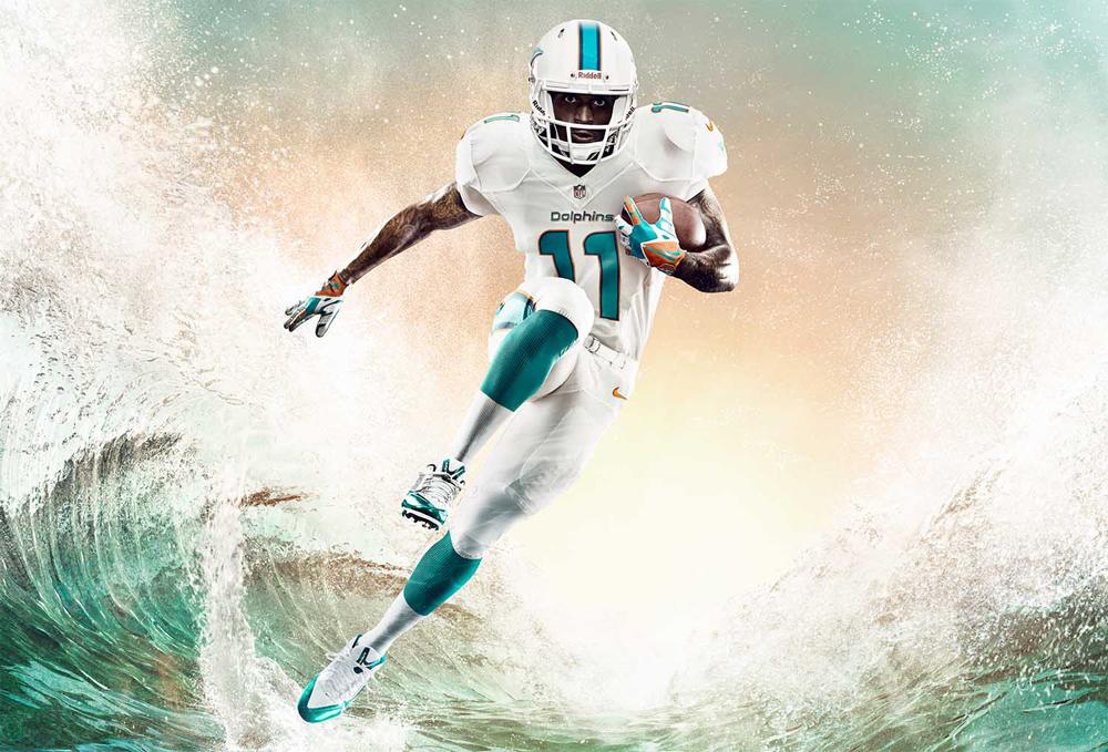 Redesign >> NFL ELITE 51 UNIFORM REDESIGN - Joel Ryan Brandon Creative Direction + Design