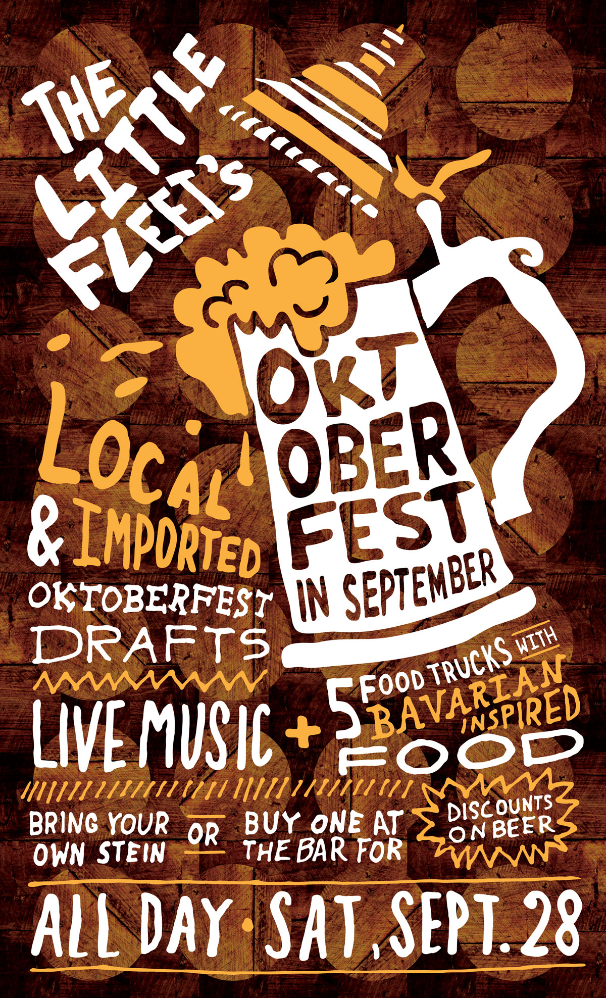 vintage oktoberfest posters