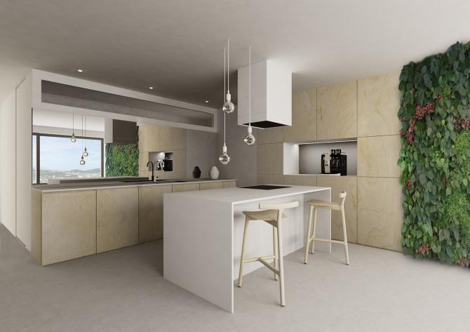 Interior Design Apartment Joa Herrenknecht