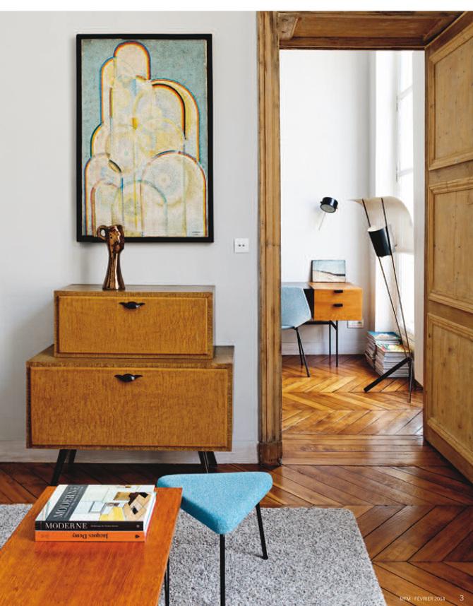 p r e s s e charlotte vauvillier architecte d 39 int rieur. Black Bedroom Furniture Sets. Home Design Ideas